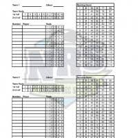 Basketball Score Sheets Basketball Score Sheet Niagara Rec Sports
