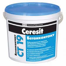 Купить <b>бетоноконтакт Церезит</b> СТ 19, цена на <b>грунт</b> для бетона ...