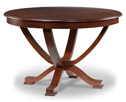 Round Wood Kitchen Table Round Wood Dining Table