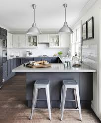 different colors for kitchen cabinets. kitchen cabinets 2 different colors - for b