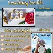 Cream Nrl Glowing Shopee Indonesia