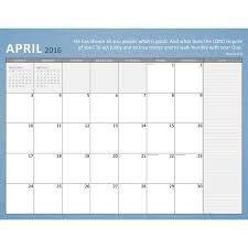 Calendars For June And July 2015 Shop 22 Inch Bible Verse July 2015 June 2016 Desk Blotter
