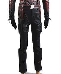 red arrow nal costume pant