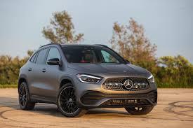 Ils sont à la fois fonctionnels et confortables. 2021 Mercedes Benz Gla 250 Compact Suv Review Fun In A Tiny Package