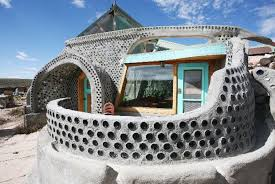 Earthship Homes   Eco Friendly Use of Tires and DirtEarthship Homes