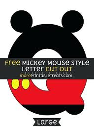 Mickey Mouse Party Printables Free Free Mickey Mouse Birthday Party From Clubhouse Printable Food