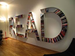 The 25 Best Wall Mounted Bookshelves Ideas On Pinterest  Wall Bookshelves Ideas