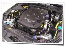 2003-2006 Infiniti G35 Coupe / Sedan Supercharging Systems ...