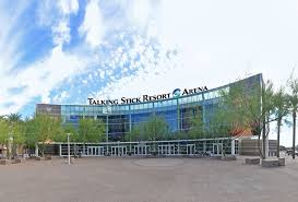 Phoenix Suns Seating Chart Us Airways Talking Stick Resort Arena Formerly Us Airways Center