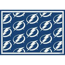 tampa bay lightning nhl team repeat area rug area rugs tampa i85 tampa