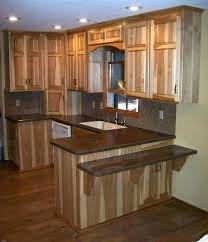Hickory Wood Cabinets View Larger Image58