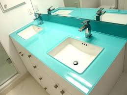 diy glass countertop decoration tempered glass furniture pertaining to tempered glass s prepare from tempered glass diy concrete countertops with broken