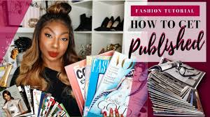 Fashion Stylist Fashion Stylist Tutorials How To Get Published How To Get Clients Ericafmstyle