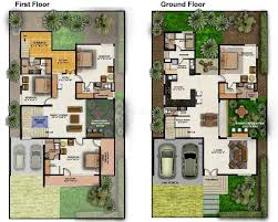 Fire Luxur Developers The Empyrean Floor Plan The Empyrean - Antilla house interior