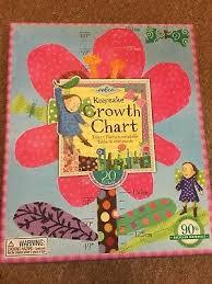 Eeboo Keepsake Growth Chart 9 99 Picclick