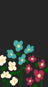 Floral Cell Phone Wallpaper by ...