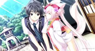 romantic cute anime couples images animated couple pics wallpapers