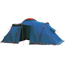 Купить двухкомнатная кемпинговая <b>палатка Sol Castle 4</b>