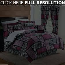 zebra print bedding canada bedspread target only animal for kids king size single and curtains