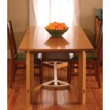 arts and crafts hayrake table plan