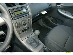 2012 Toyota Corolla S 5 Speed Manual Transmission Photo #62698045 ...