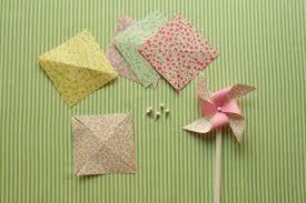 diy pinwheels very easy too pencils map pins double sided oragami or sbook paper