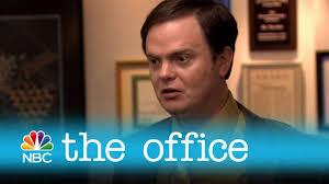 Dwight Schrute Org Chart The Office Dwights Plan Episode Highlight