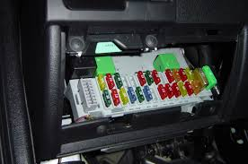 fuse box on ford ka fuse wiring diagrams