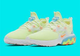 Nike Presto Light Green Nike React Presto Psychedelic Lava Av2605 700 Release Date