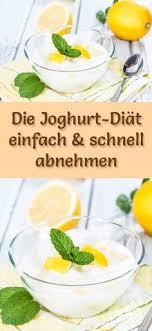 Joghurt kur abnehmen