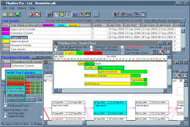 Project Management Software Critical Path Planning With
