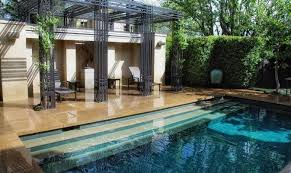 Small Picture Pool Garden Design Lovely 20 Breathtaking Ideas For A Swimming 9