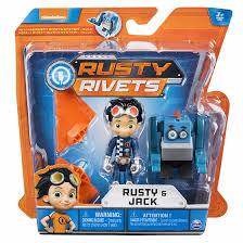 Игровой <b>набор</b> Rusty Rivets с фигуркой Расти в ассортименте ...
