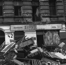 Berlin Der Häuserkrieg Um Die Mainzer Straße Welt
