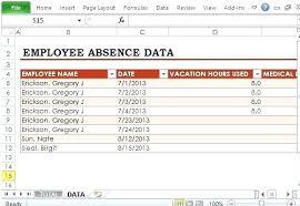 Employees Attendance Sheet Template Excel Attendance Sheet Amantex Club