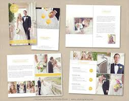 Wedding Brochure Template Condo Financials Com