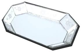 mirror perfume trays now a large vanity tray perfume mirror vanity trays