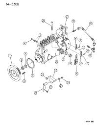 1994 dodge ram 3500 fuel injection pump diagram 00000ekk
