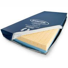 Invacare Softform Excel Mattress Provides fort for Up to High Risk