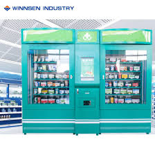 Drug Vending Machine Interesting China Pharmacy Vending Machines For Sale Medicine Drugs With Ads