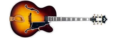 Guild Benedetto Johnny Smith Award electric guitars