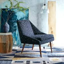 west elm slipper chair west elm leather slipper chair review