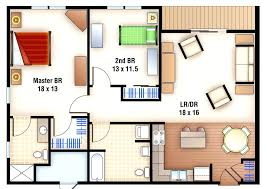3 bedroom granny flat floor plans 2 apartment building with