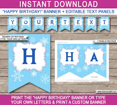 20 Best Of Printable Happy Birthday Banner Letters Banner