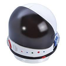 bristol novelty bh648 astronaut helmet mens multi colour one size