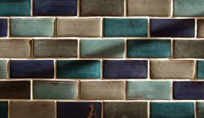 besso handmade tiles blues and greys in bricks