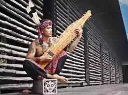 Secara fisik, balikan juga dipenuhi dengan keunikan dan eksotisme yang menjadi ciri khas masyarakat dayak setempat. Sape Alat Musik Tradisional Suku Dayak Dentingannya Ungkapkan Perasaan Pemetiknya