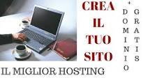 hosting e dominio gratuito