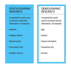 psychographic gems you must out about your customers psychographic research vs demographic