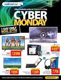 Walmart Canada Cyber Monday Flyer ...